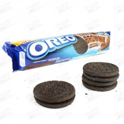 GALLETAS OREO BROWNIE RODILLO
