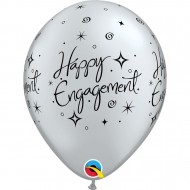 GLOBO HAPPY ENGAGEMENT PLATA