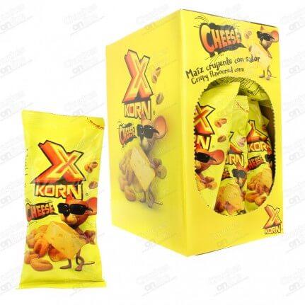 X-KORN CHEESE JR 24 UDS (A.O.)