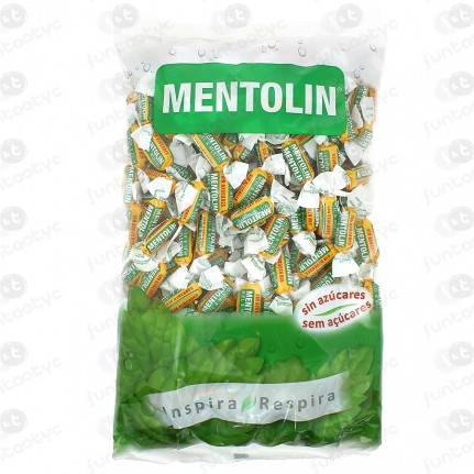 MENTOLIN MIEL/MENTOL SIN AZUCAR