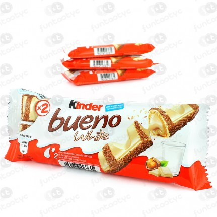 KINDER BUENO WHITE 30 U
