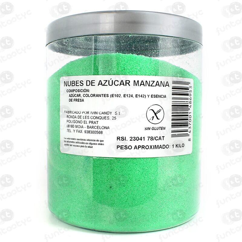 AZUCAR IVIN MANZANA KG