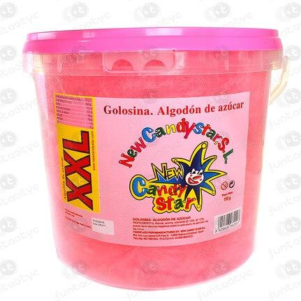 ALGODON DE AZUCAR DULCE CANDY XXL