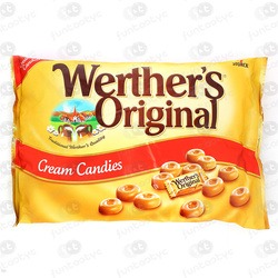 WERTHERS ORIGINAL CARAMELO CREMOSO
