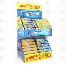 LOTE HALL 2 X 1,5 €