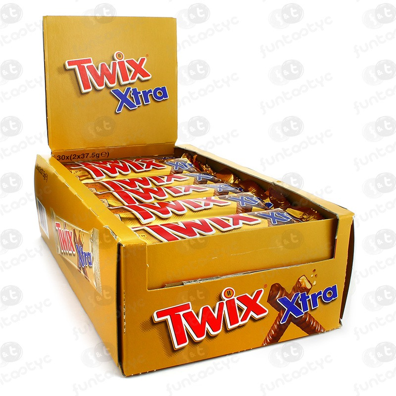 TWIX KING SIZE 30 UDS