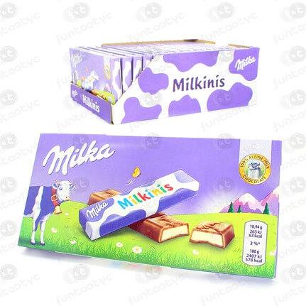 MILKA MILKINIS 87.5 GR 20 UDS