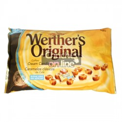 WERTHER CAPUCCINO  SIN AZUCAR