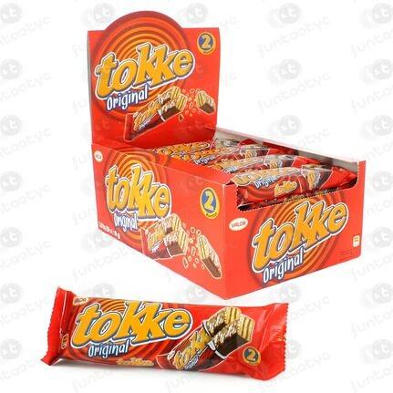 CHOCOLATINA TOKKE