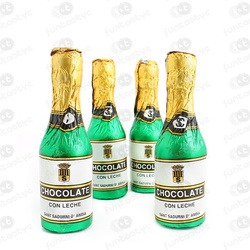 BOTELLAS CAVA CHOCOLATE MEDIANA