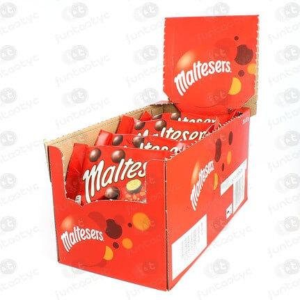 CHOCO GRAGEAS MALTESERS BOLSITA