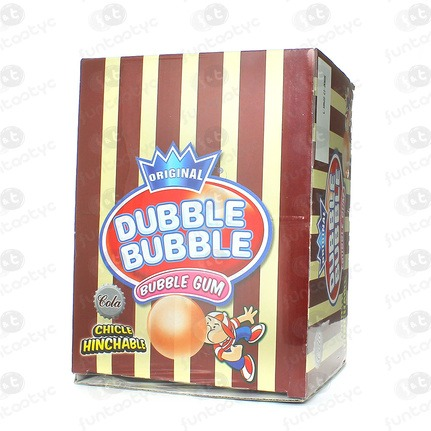 DUBBLE BUBBLE COLA