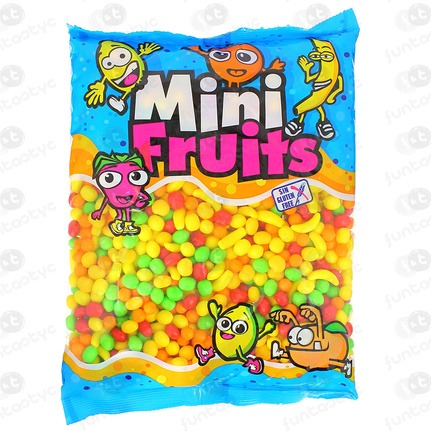 MINI FRUITS