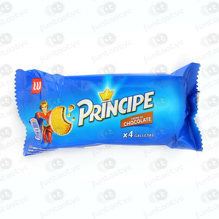 GALLETAS PRINCIPE CHOCOLATE