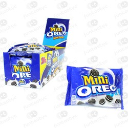 GALLETAS OREO MINI BOLSITAS