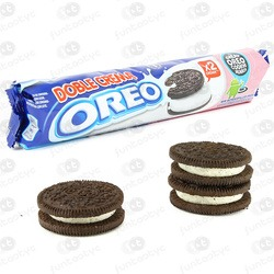 GALLETAS OREO DOBLE CREMA