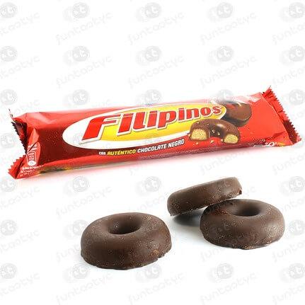 GALLETAS FILIPINOS NEGRO