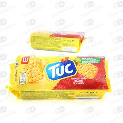 GALLETAS TUC BACON