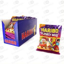 GOMAS HARIBO FUNKY MIX  100 GRAMOS