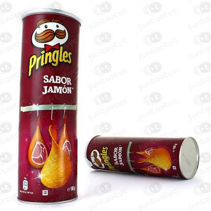 PRINGLES SABOR  JAMON