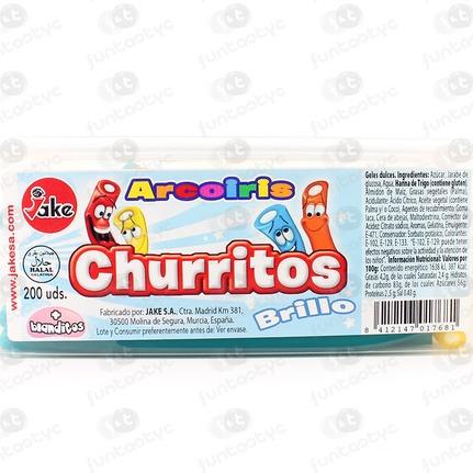 CHURRITOS ARCO IRIS
