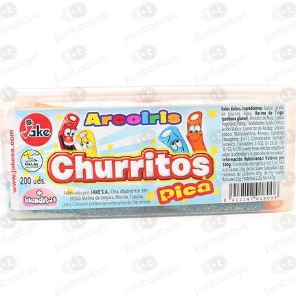 CHURRITOS PICA ARCO IRIS