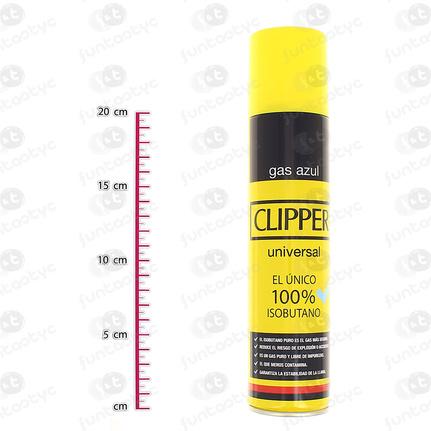 BOTELLA GAS CLIPPER 300 ML