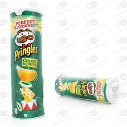 PRINGLES SABOR CHEES & ONION