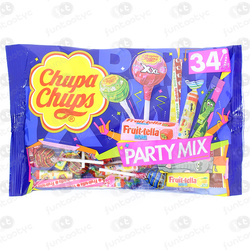 PARTY MIX CHUPA CHUPS