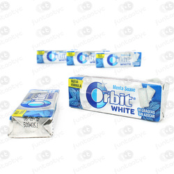 ORBIT GRAGEA WHITE MENTA SUAVE
