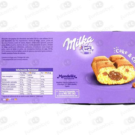 MILKA CAKE AND CHOC 175 GR