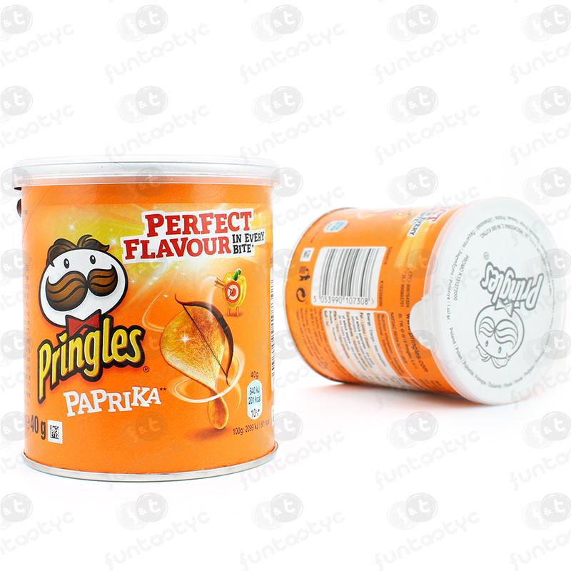 PRINGLES PAPRIKA 12X40 G