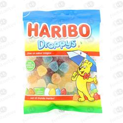 GOMAS HARIBO DROPPYS 100 GRAMOS