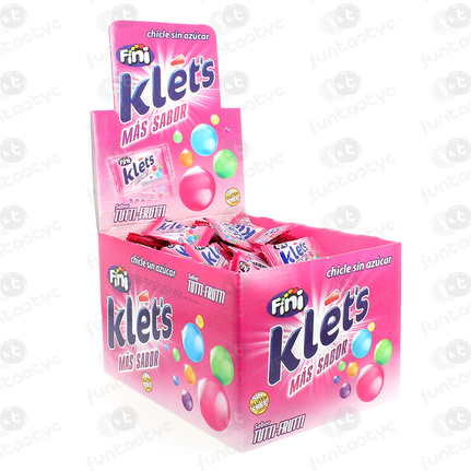 CHICLE KLETS TUTTI
