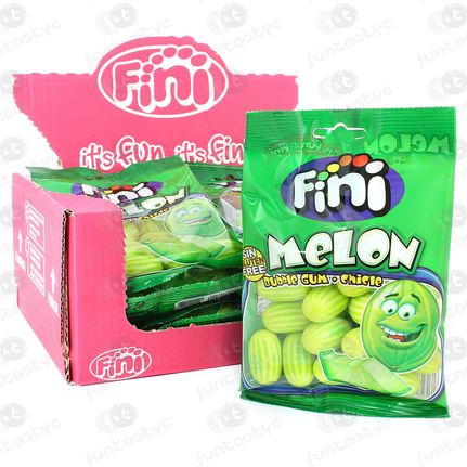 MELONES CHICLE FINI