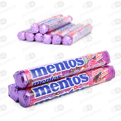 CARAMELOS MENTOS MASTICABLE BERRY MIX