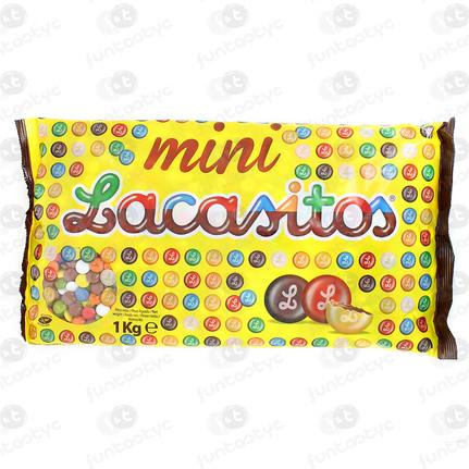 LACASITOS MINI CHOCOLATE CON LECHE