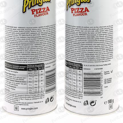 PRINGLES SABOR PIZZA