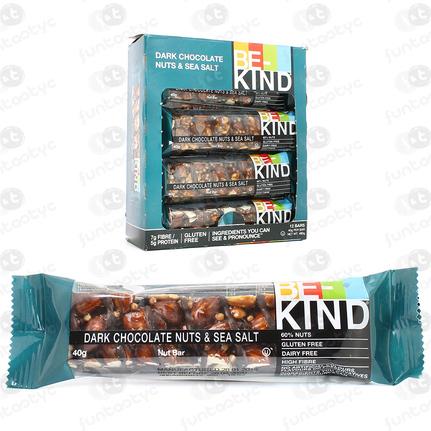 BARRITAS BE KIND NUTS & SEA SALT
