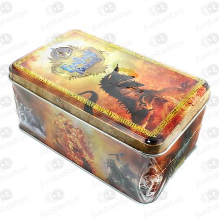 TIN BOX FANTASY RIDERS 2