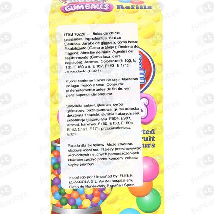 DUBBLE BOLAS DE CHICLE 454GR