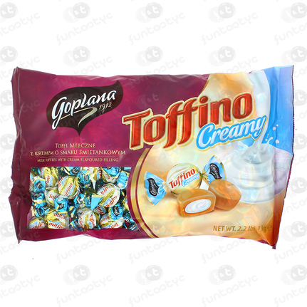 TOFFINO CREMA NATA