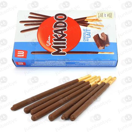 MIKADO CHOCOLATE CON LECHE 75 GR