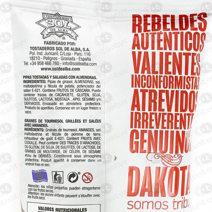 PIPAS DAKOTA XL 90 GR 8 UDS EDICION ESPECIAL