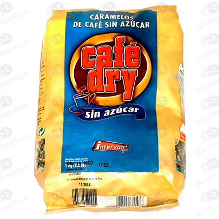 CAFE DRY SIN AZUCAR CARAMELO