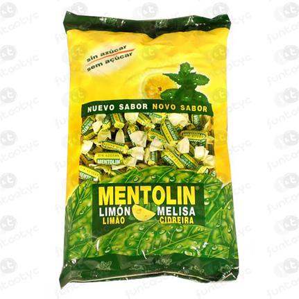 MENTOLIN LIMON Y MELISA SIN AZUCAR