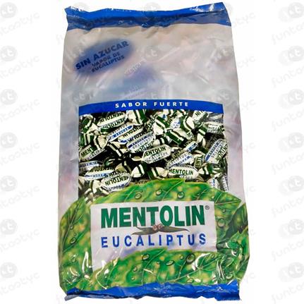 MENTOLIN EUCALIPTO SIN