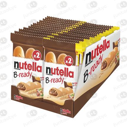 NUTELLA BREADY 24 UDS