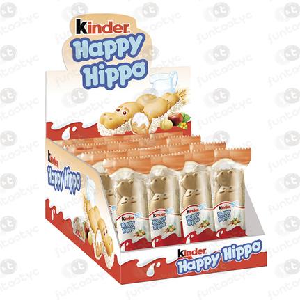 KINDER HAPPY HIPPO AVELLANA