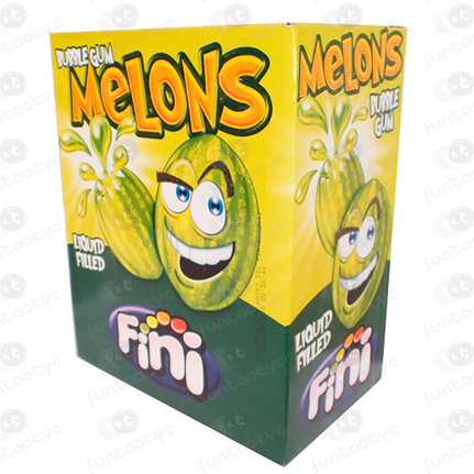 MELONES CHICLE RELLENO